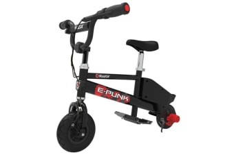 Razor E-Punk 12V Battery 9mpH Kids Electric Micro Bike Rechargeable Ride On 8y+