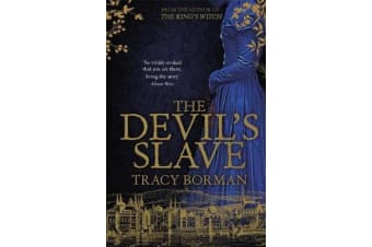 The Devil's Slave - the highly-anticipated sequel to The King's Witch