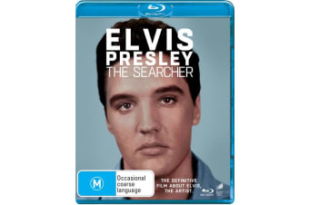 Elvis Presley The Searcher Blu-ray Region B