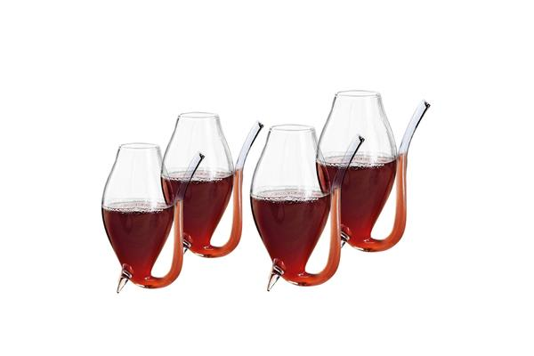 4 X Port Sippers
