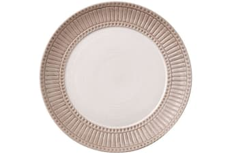 Ladelle Cove Taupe Platter 31cm