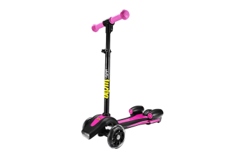 Go Skitz 3 Wheeler Turbo Scooter (Pink)