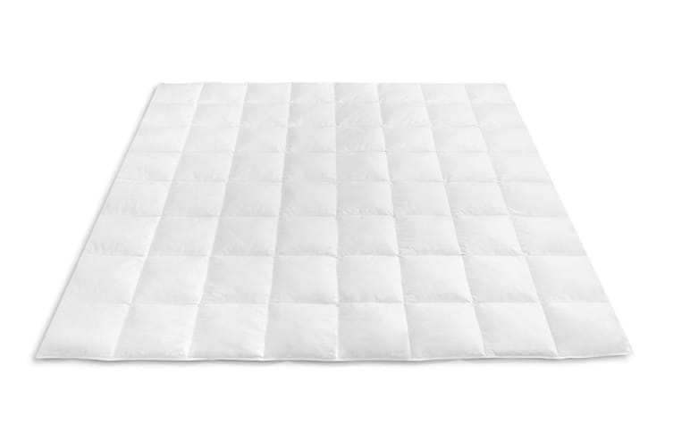 Trafalgar Ultra Comfort Duck Feather and Down Quilt (Single)