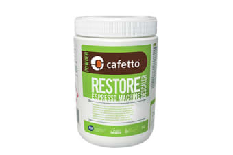 Cafetto Restore Descaler Coffee Machine Descaler 1kg