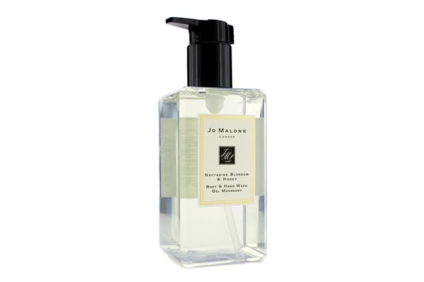 Jo Malone Nectarine Blossom & Honey Body & Hand Wash (With Pump) (250ml/8.5oz)