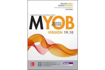 Computer Accounting Using MYOB Business Software V19.10