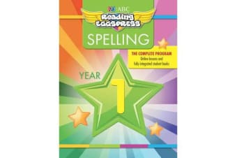 Reading Egg Spelling Wkbk 1