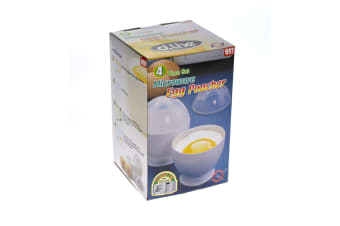 Microwave Egg Poacher - Set Of 2