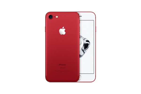 Apple iPhone 7 (256GB, RED - Special Edition)