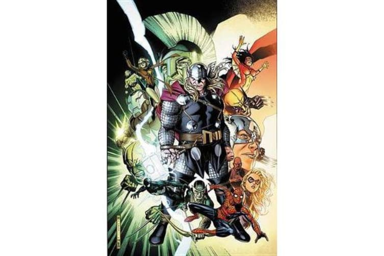New Avengers By Brian Michael Bendis - The Complete Collection Vol. 5