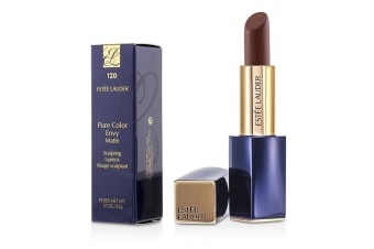 Estee Lauder Pure Color Envy Matte Sculpting Lipstick - #  120 Irrepressible 3.5g