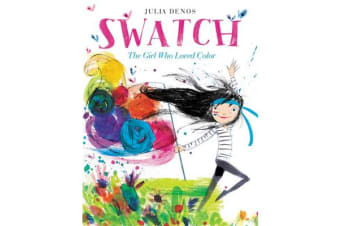 Swatch - The Girl Who Loved Color