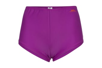 Trespass Womens/Ladies Daria II Bikini Bottoms (Purple Orchid)