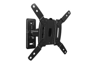 "Sanus VuePoint Full Motion Mount Single Stud (Small 13""-32"" TVs) (F107C-B2)"