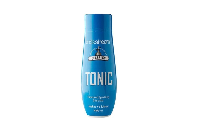 SodaStream Classic Syrup Tonic 440ml