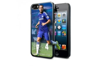Chelsea FC iPhone 5/5S/5SE Fabregas 3D Hard Case (Blue) (One Size)