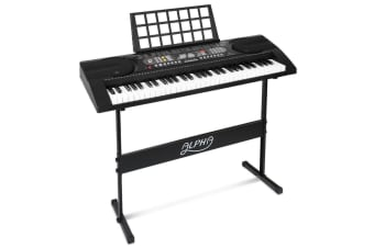 61 Keys Electronic Piano Keyboard Electric Instrument Sensitive Midi