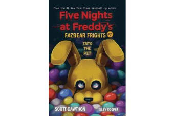 Into the Pit (Five Nights at Freddy's - Fazbear Frights #1)