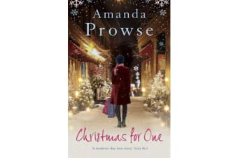 Christmas for One - A feel-good festive romance from the number 1 bestseller