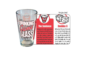 iPartyHard - Drinking Game Glass