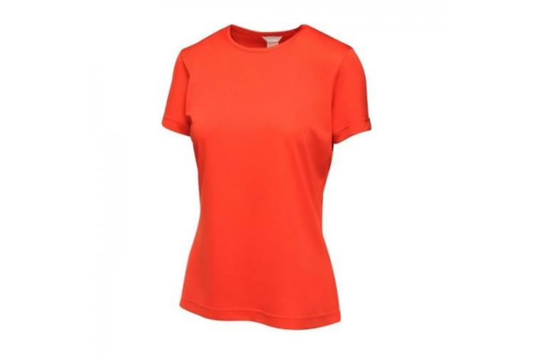 Regatta Womens/Ladies Torino T-Shirt (Classic Red) (22 UK)