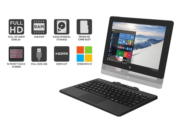 Kogan Atlas 2-in-1 Pro Touchscreen Notebook