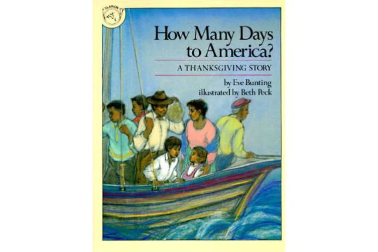 How Many Days to America? - A Thanksgiving Story