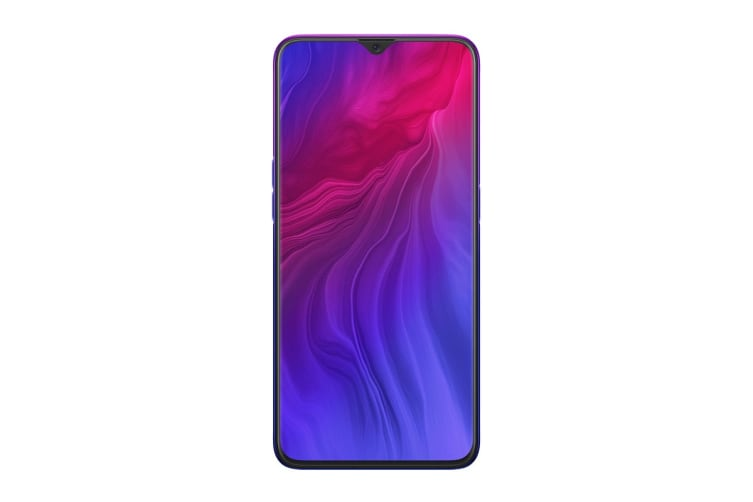 OPPO Reno Z (128GB, Aurora Purple)