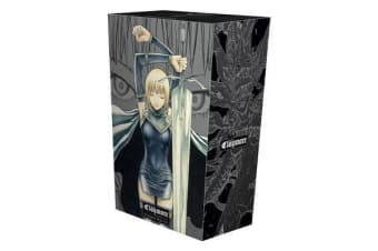 Claymore Complete Box Set - Volumes 1-27 with Premium