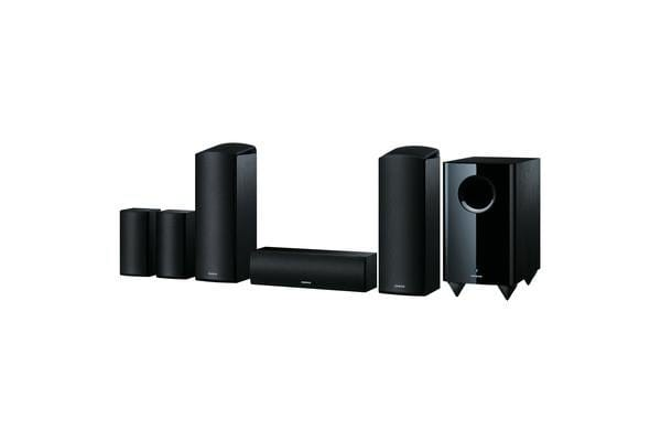 Onkyo SKS-HT588 5.1.2 Channel Home Cinema Speaker System - Dolby Atmos-Enabled Front & Heigh - 2