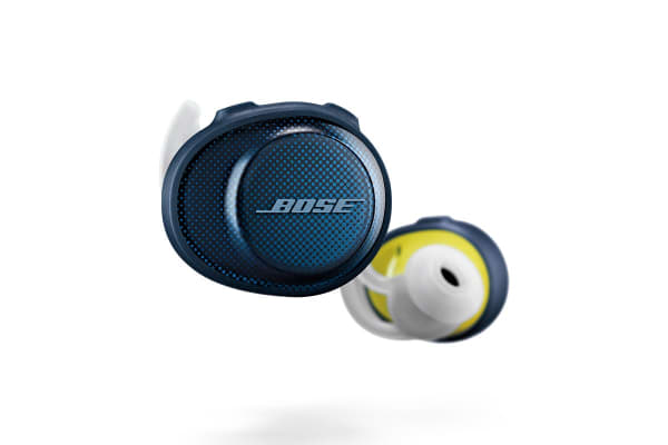 Bose SoundSport Free Wireless Headphones (Midnight Blue)