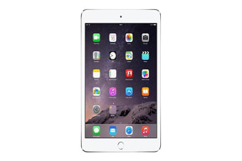 Apple iPad Mini 3 A1600 16GB Silver [As New Grade]