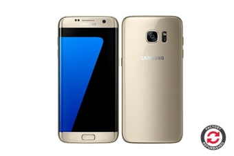 Samsung Galaxy S7 Edge Refurbished (32GB, Gold) - A Grade