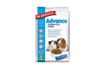 Mr Johnsons Advance Guinea Pig Food (May Vary) (10kg)