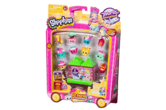 Shopkins Season 8 Asia World Vacation 12 Pack