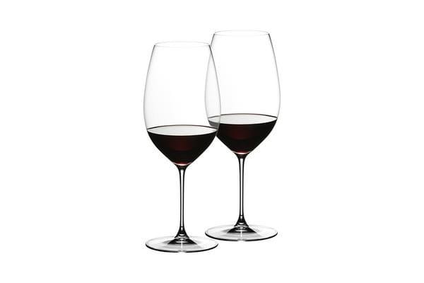 Riedel Veritas New World Shiraz Wine Glass 2pc