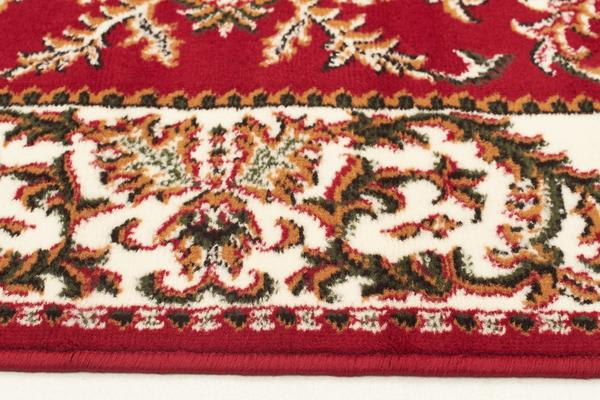 Classic Pattern Rug Red 280x190cm