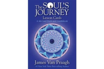 The Soul's Journey Lesson Cards - A 44-Card Deck and Guidebook