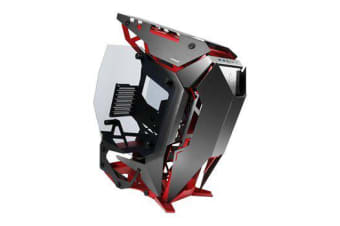 Antec Torgue Open Frame Case, E-ATX, ATX, Micro-ATX, ITX. Tempered Glass, USB