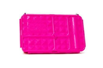 Go Green Original Lunch Box and Drink Bottle Pink