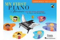 Faber Piano Adventures - My First Piano Adventure - Lesson Book B/CD
