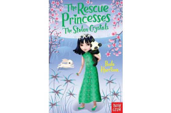 The Rescue Princesses - The Stolen Crystals