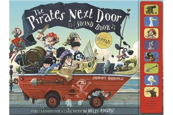 The Pirates Next Door - Sound Book
