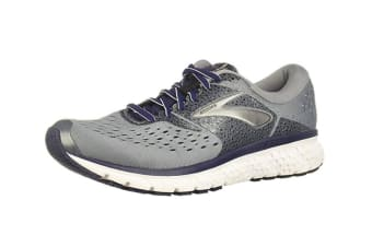 Brooks Men's Glycerin 16 (Grey/Navy/Black, Size 7)