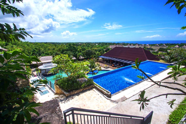 BALI: 5 Nights at Hillstone Villas Resort Private Pool Villa for Four (Two Bedroom Pool Villa)