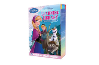 Learning Library - Adventures in Reading