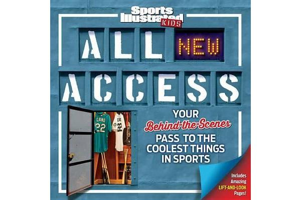All NEW Access - Your Behind-the-Scenes Pass to the Coolest Things in Sports