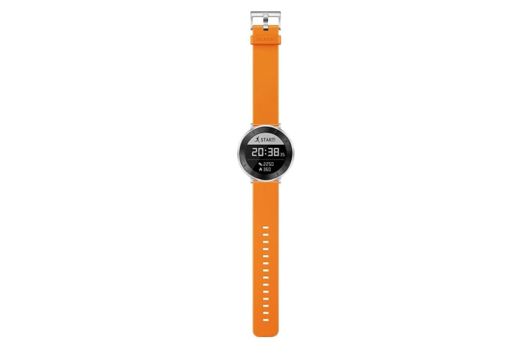Huawei Fit Watch MES-B19 - Small Orange Sport Band