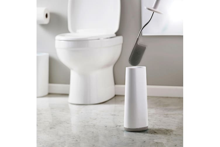 Joseph Joseph Flex Toilet Brush - Grey