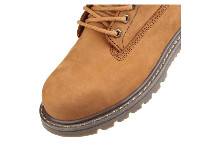 Amblers FS103 Womens Safety Boots (Tobacco) (7 UK)